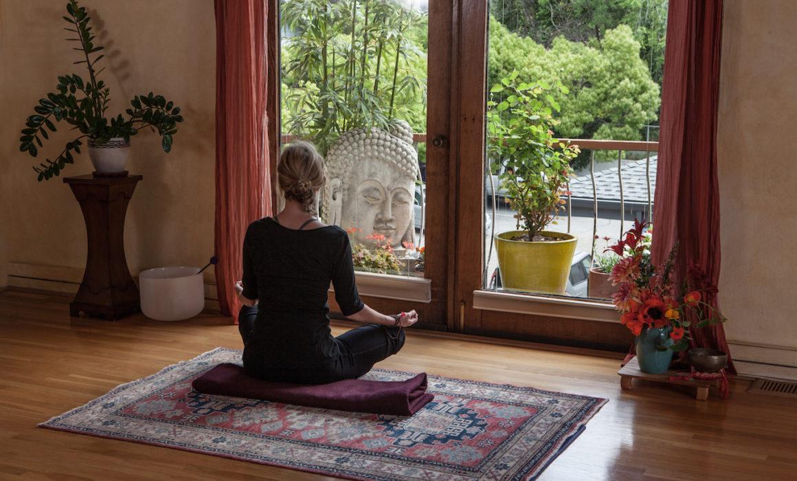 Balancing Yin ang Yang Energy at the Yoga Garden blog post